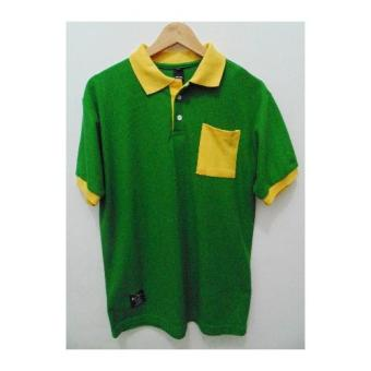 Rustler POCKET Polo - Polo Shirt (Hijau)