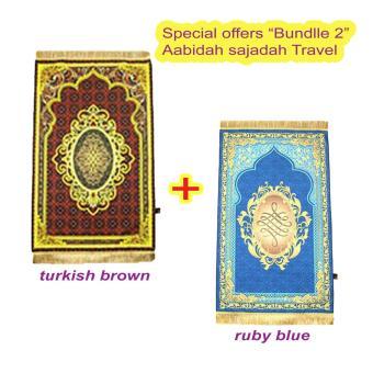 Kartu Aluma Wallet. Source · Sajadah Aabidah Travel bundle 2 - Turkish .
