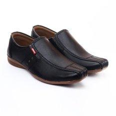 Salvo Sepatu pria formal hitam