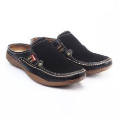 Salvo Sepatu Sandal Warna Hitam