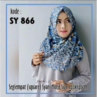 SAUDIA Indonesia SEGIEMPAT PREMIUM SYARI (SQUARE) SY866