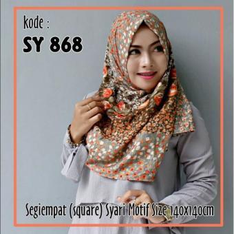 SAUDIA Indonesia SEGIEMPAT PREMIUM SYARI (SQUARE) SY868