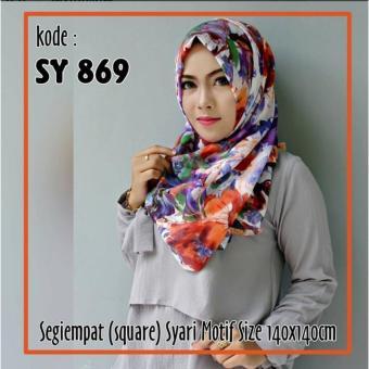SAUDIA Indonesia SEGIEMPAT PREMIUM SYARI (SQUARE) SY869