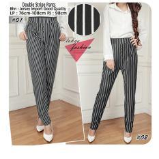 SB Collection Celana Panjang Double Stripe Pant-01