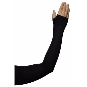 SEAS - Long Handsock Fingerless - Black