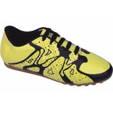 Sepatu Futsal Anak Laki-Laki Catenzo Junior CNS 059 Kuning Sintetis
