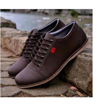 Sepatu Kickers Shaka Casual - COKLAT