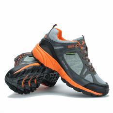 Lining Musim Gugur Ultra Ringan Sepatu Kasual Retro Sepatu Pria New ... 9750d24d33