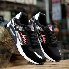 Sepatu Olahraga Pria Sepatu Pria(Merah)