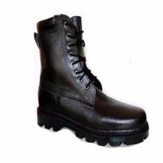 Sepatu PDL Boots PRIA TNI POLRI SECURITY