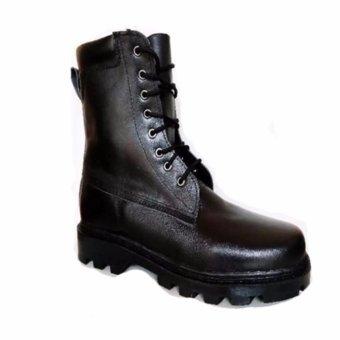 Harga Sepatu PDL Boots PRIA TNI POLRI SECURITY - PriceNia.com 941e021e30