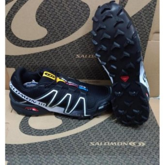 Sepatu Salomon Speedcross 3 PRIA Running Shoes High Quality