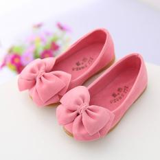 She ZUUCEE Putri Busana Her Flat (Berwarna Merah Muda)