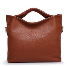 Single Shoulder Oblique Cross Bags Europe Fashion Handbag Women Clutch Pu Leather Luxury Beach Tote Bags (Intl) - Intl