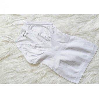 SISEKSI - Munafie Atasan Camisole - Putih