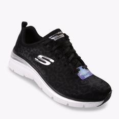 Skechers Fashion Fit Checking In Women's Running Shoes - Hitam