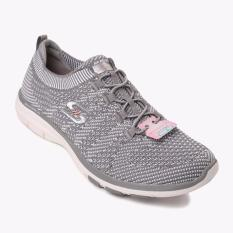 Skechers Galaxies Women's Sneakers - Abu-abu