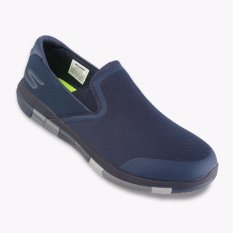 Skechers GO FLEX Walk Men's Sneakers - Navy