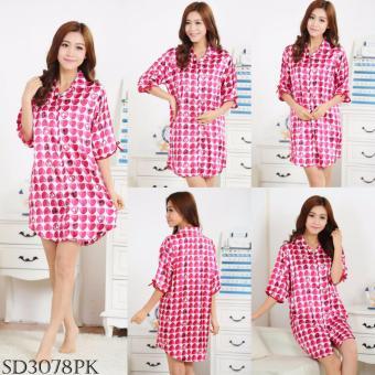 Sleepwear SD3078RD