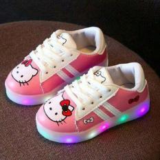 Sneaker Hello Kitty LED