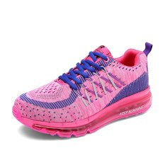 Socone Women's Air Cushion Running Shoes (Pink)