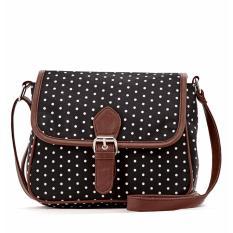 Sophie Paris Harlow Bag - Sling Bag Wanita Hitam