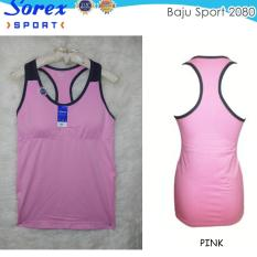 Sorex Sport Baju Olahraga 2080 - Pink