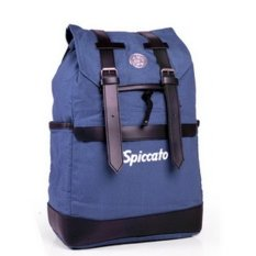 Spiccato Majestic Navy Backpack