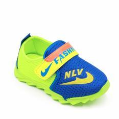 Sport Sepatu Anak 610 - Navy