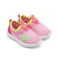 Sport Sepatu Sneakers Anak 1706-338 - Pink 26-31