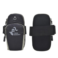 Sports Running Jogging Gym Armband Bag Case Cover Holder(Black) - intl