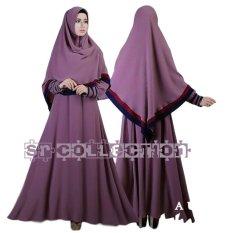 SR Collection Aurel Syari - Violet