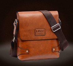Star - Brand Casual Business Leather Mens Handbags, Promotional Leisure High Quality Messenger Bags, Shoulder Bag - Intl