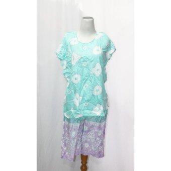 Stelan Celana Kulot (3/4) Batik Print SPT001-05A
