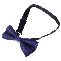 Stylish Double-Deck Bow Tie For Formal Dress 1 (Intl)
