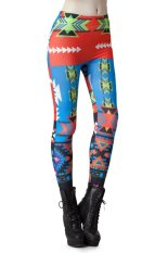 SuperCart Stylish Lady Women's Stretch Pants Casual Funky Pencil Tights Leggings Pants Type 3 (Intl)