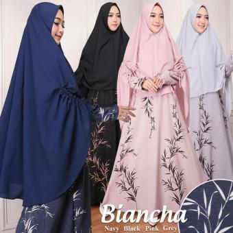 muslim pesta gamis syari maxi gaun kondangan dress baju model terbaru .