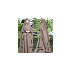 Syari/Baju Gamis/Busana Muslim Wanita- Julia Milo