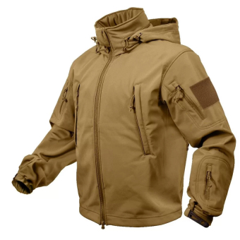 Tad Jaket outdoor High Quality - Coklat