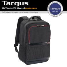 Targus TBB574 15,6 Terminal T-II ransel yang canggih (hitam) - ต่าง ประเทศ