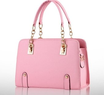 Tas Import Korea Pink Tas Import Branded 100 Korea Kerja Fashion 6596 Pink . ffc4f8f6f3