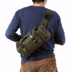 Tas Selempang Import Tactical Army SM 317 GREEN