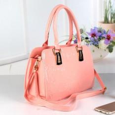 Tas Wanita Import Etnik 53318 Pink Fashion