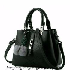 Tas Wanita Trendy Lestari Fashion Ts&B 013 Black