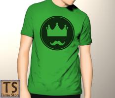 Tismy Store Kaos King PC1 - Hijau