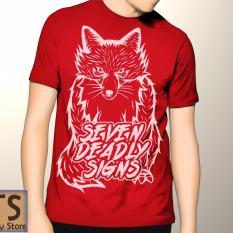 Tismy Store Kaos SDS #1 PC2 - Merah