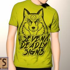 Tismy Store Kaos SDS #2 - Kuning