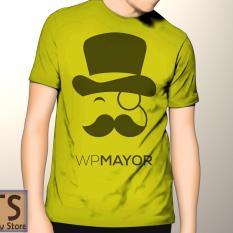 Tismy Store Kaos WPMayor - Kuning