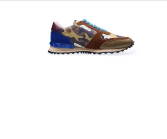 Top New Fashion Casual Men Shoes Brand Design Comfortable Flats Style Quality Camouflage Leather