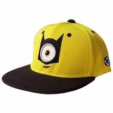 Topi Anak Small Minion Kids Cap - Kuning
